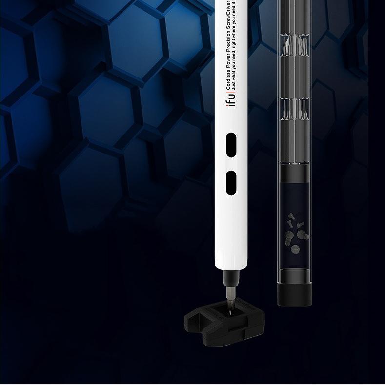 Hot Vít Điện Mini Tam Giác LAPTOP Tháo Lắp Kê Điện Thoại Dụng Cụ Sửa Chữa đa năng nhỏ gọn cho thợ điện tử chuyên nghiệp - VDMNI 13
