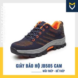 Giày bảo hộ lao động dáng thể thao JB505 chống va đập, chống đâm xuyên