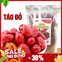 100g Táo đỏ Hàn Quốc nhập khẩu hàng chính hãng *Táo đỏ khô thực phẩm giàu dinh dưỡng