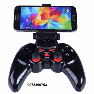 tay cầm chơi game Bluetooth cho điện thoại - xve2 thumbnail