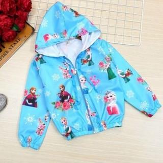 Áo khoác Elsa cho bé gái áo khoác gió cho bé gái Elsa áo khoác dù cho bé gái Áo khoác bé gái Elsa - Áo khoác Elsa thumbnail
