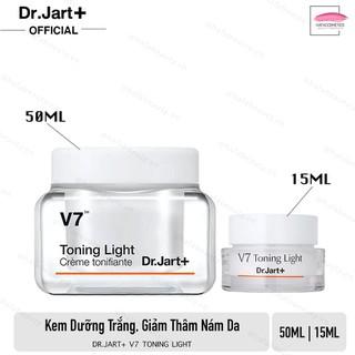 Kem Dưỡng Trắng Giảm Thâm m Da Dr.Jart V7 Toning Light - 7336467043 thumbnail