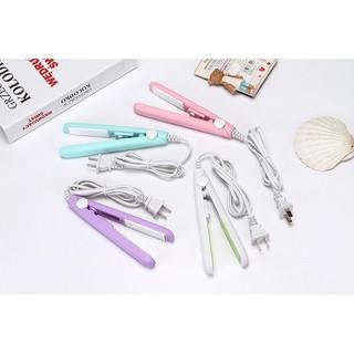 Máy duỗi tóc Mini Loại Xịn - TR6136 - Máy duỗi tóc Mini Loại Xịn - TR6136 thumbnail
