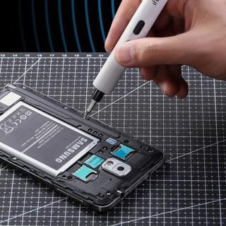 Hot Vít Điện Mini Tam Giác LAPTOP Tháo Lắp Kê Điện Thoại Dụng Cụ Sửa Chữa đa năng nhỏ gọn cho thợ điện tử chuyên nghiệp - VDMNI 8