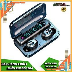 //SALE// Tai nghe bluetooth, tai nghe không dây, tai nghe Amoi F9 10, bluetooth 5.0, chống nước ipx7, chống ồn cvc 8.0, tự dộng kết nối, tai nghe kiêm sạc dự phòng cho điện thoại, driver dynamic cho âm thanh hifi
