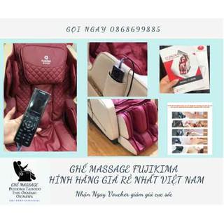 [ BẢO HÀNH 6 NĂM ] Gọi 0868699885 - Ghế Massage Toàn Thân FUJIKIMA B296 - B296 thumbnail