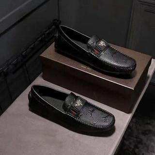 Giày Da Nam Mẫu Mới 2020 Size Chuẩn Đế Cực Êm Chân - 3DQP1aAWDb0dUsEqZT1N thumbnail