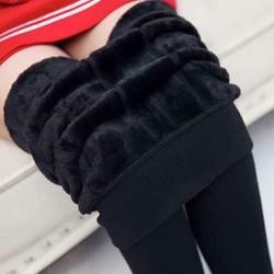 [ Siêu Sale XẢ KHO SIÊU TO KHỔNG LỒ] Quần Tất lót lông Vỏ Tím mặc siêu ấm áp mùa đông