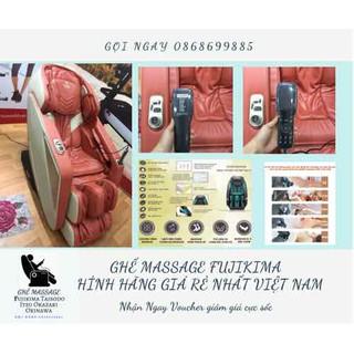 [ CÔNG NGHỆ 4D ] Gọi 0868699885 - Ghế Massage Toàn Thân FUJIKIMA B779 - B779 thumbnail
