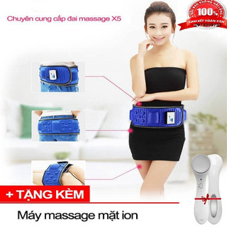 Đai mát Xa giảm Bé Bụng_Tặng máy Massage Mặt ion - 768763hd5 thumbnail