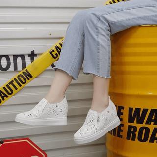 Giày slip on độn đế 7p siêu đẹp - BVC65Y thumbnail