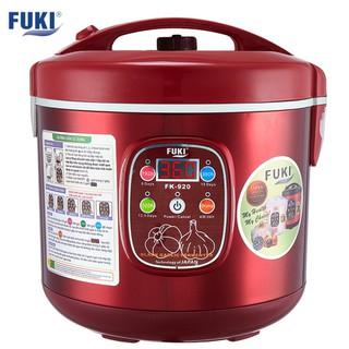 Máy làm tỏi đen FUKI FK-920 loại 8L (đỏ mận) - FK-920 thumbnail