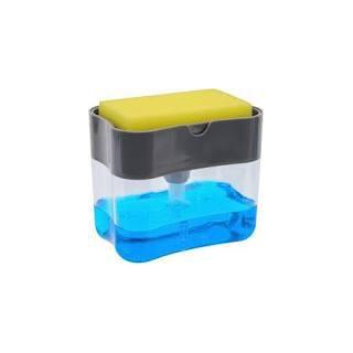 Hộp đựng dầu rửa bát chén - Tặng kèm miếng rửa - 5467639122 7