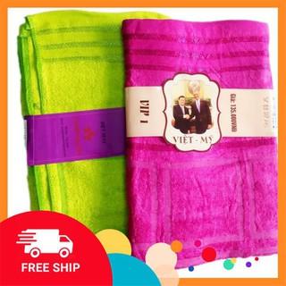 Combo 10 khăn mặt sợi tre - 5120600851 thumbnail