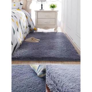 Thảm lông trải sàn nhiều kích thước (mặt sau có chống trơn) - Thảmlông thumbnail