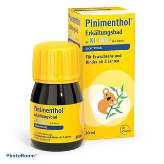 Tinh dầu tắm chống cảm Pinimenthol cho bé 30ml - NK Đức - PVN1348 thumbnail