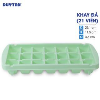 Khay đá 21 viên nhựa Duy Tân - 13009 thumbnail