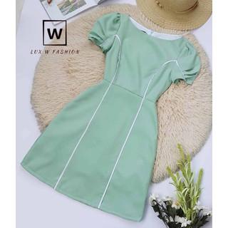 Đầm công sở TÔN DÁNG CHE BỤNG BỰ Lux W Fashion - 6539862989 thumbnail