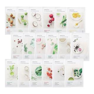 Combo 3 mặt nạ giấy dưỡng da Hàn Quốc - Combo 3 mat na thumbnail