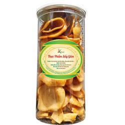 Đồ Ăn Vặt – Bánh Tai Heo Mặn Giòn Tan Đậm Đà Hũ 250G