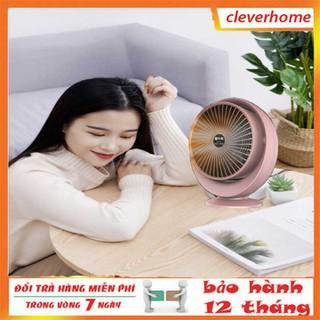 máy sưởi ấm - máy sưởi - quạt sưởi hồng 800ww thumbnail