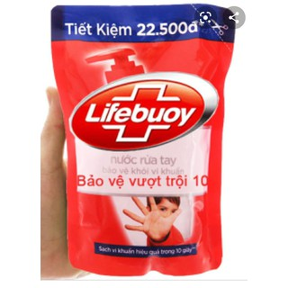 nước rửa tay lifebuoy - nước rửa tay bịch thumbnail