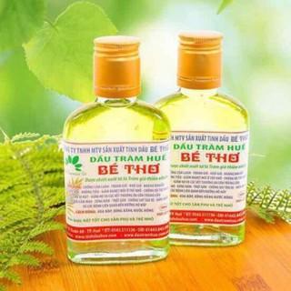 Combo 2 chai Tinh dầu tràm Bé Thơ Huế, Thiên An 100ml - 1145 thumbnail