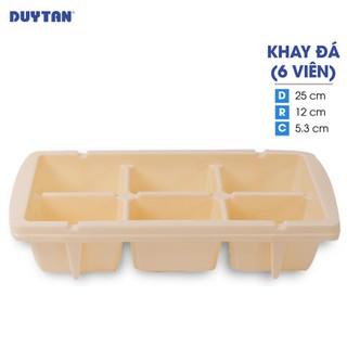 Khay đá 6 viên nhựa Duy Tân - 14358 thumbnail