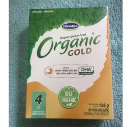 Sữa bột Organic vinamilk