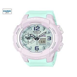 Đồng hồ nữ Casio dây nhựa Baby-G BGA-230PC-6BDR - Dây nhựa - Pin - 43mm - BGA-230PC-6BDR thumbnail