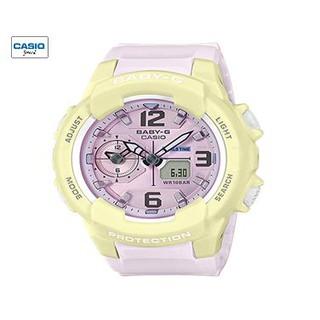 Đồng hồ nữ Casio dây nhựa Baby-G BGA-230PC-9BDR - Dây Nhựa - Pin - 43mm - BGA-230PC-9BDR thumbnail