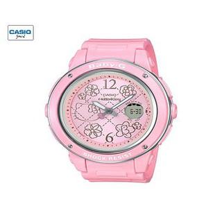 Đồng hồ nữ Casio dây nhựa Baby-G BGA-150KT-4B - Dây Nhựa - Pin - 43mm - BGA-150KT-4B thumbnail