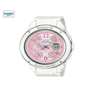 Đồng hồ nữ Casio dây nhựa Baby-G BGA-150KT-7B - Dây Nhựa - Pin - 43mm - BGA-150KT-7B thumbnail