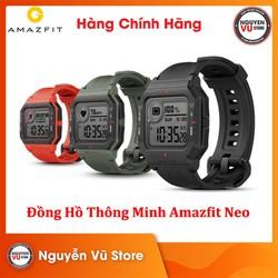 Đồng hồ thông minh Xiaomi Huami Amazfit Neo - Hàng Chính Hãng