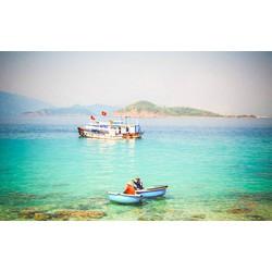 Nha Trang [E-voucher] Tour 4 đảo 1 ngày - Trọn gói Vé tham quan + Ăn trưa + Di chuyển + HDV