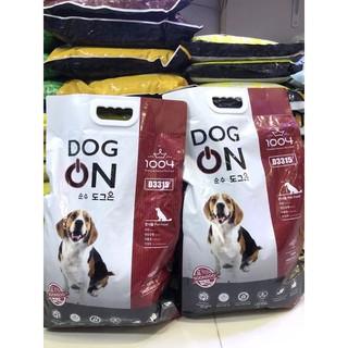 Thức ăn hạt cho chó DogOn bao 5kg [ĐƯỢC KIỂM HÀNG] 39816757 - 39816757 thumbnail