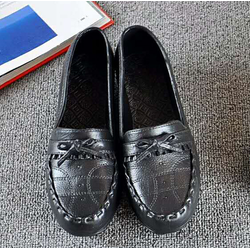 Giày mọi, giày lười – giày mọi nữ hình nơ