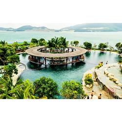Nha Trang [E-voucher] Tour Hòn Tằm 1 ngày - Trọn gói vé tham quan + ăn trưa + xe đưa đón + canoe + HDV