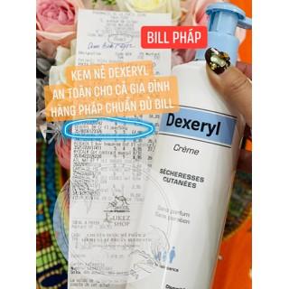 [DEXERYL PHÁP] Kem dưỡng ẩm ngừa chàm sữa, chống hăm cho bé Dexeryl 500g - NK Pháp - PVN1155 thumbnail