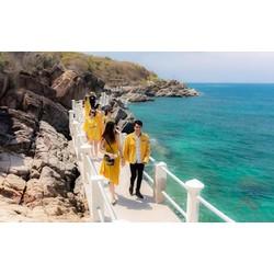 Nha Trang [E-voucher] Tour biển đêm đảo Yến Đông Tằm 1 ngày - Trọn gói tàu di chuyển & vé tham quan & bữa tối