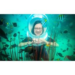 Nha Trang [E-voucher] Tour đi bộ dưới đáy biển (Sea Walking)