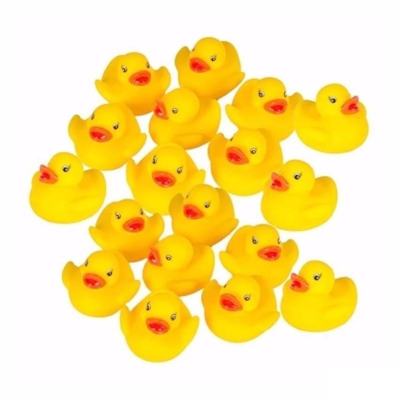 Vịt vàng chút chít thả bồn tắm cho bé - 01300 8