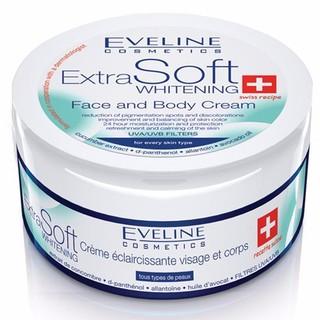 Kem dưỡng sáng da Eveline Soft Extra Soft Whitening - Eveline03 thumbnail