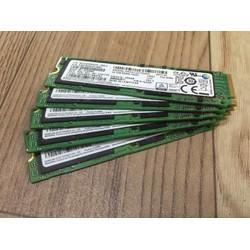 SSD PCIe Nvme Samsung 256G mới Chỉ mới dùng 1 & 2 ngày