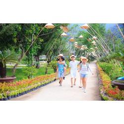 Nha Trang [E-voucher] Tour Suối Hoa Lan - Đảo Khỉ 1 ngày