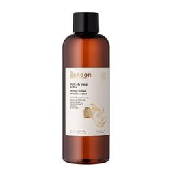 Nước tẩy trang bí đao cocoon 500ml giành cho da dầu, da mụn