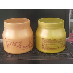 Kem ủ, hấp tóc Karanz Collagen 1000ml