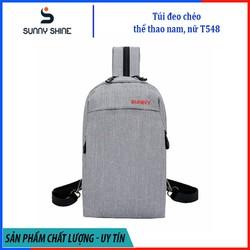 Túi đeo chéo thời trang nam nữ du lịch Sunny Shine T548