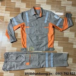Quần áo bảo hộ điện lực tiêu chuẩn Miền Bắc