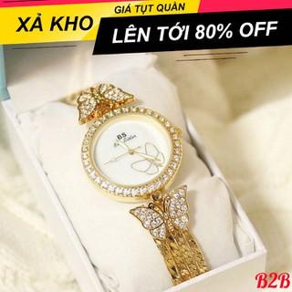 [ Xả Kho Nghỉ Tết ] Đồng hồ nữ thời trang Bee sister Cánh Bướm B2B Siêu Xinh , sang trọng - Bee sister B2B thumbnail